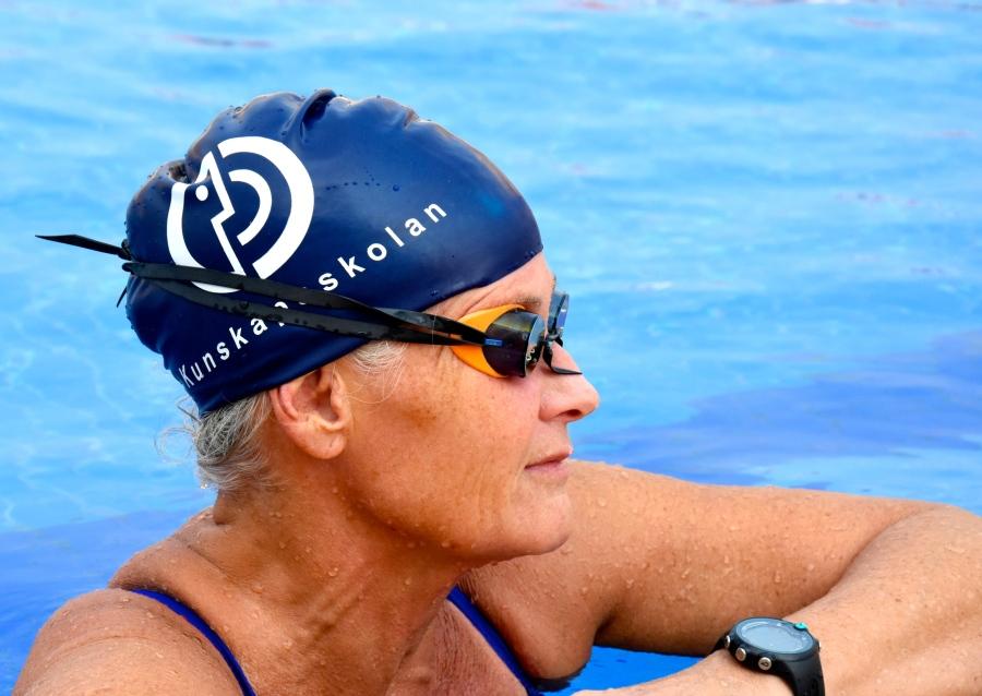 KI swimmer