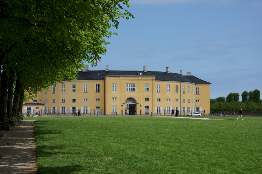 Fredriksborgs castle